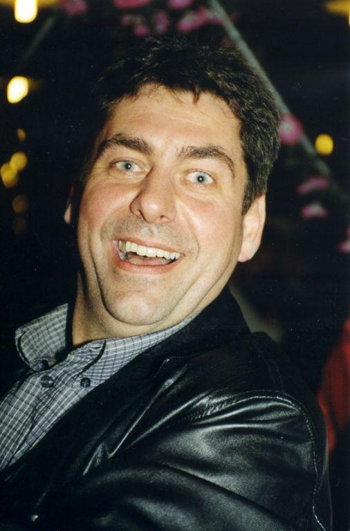 Besuch auf der Expo Hannover, 2000