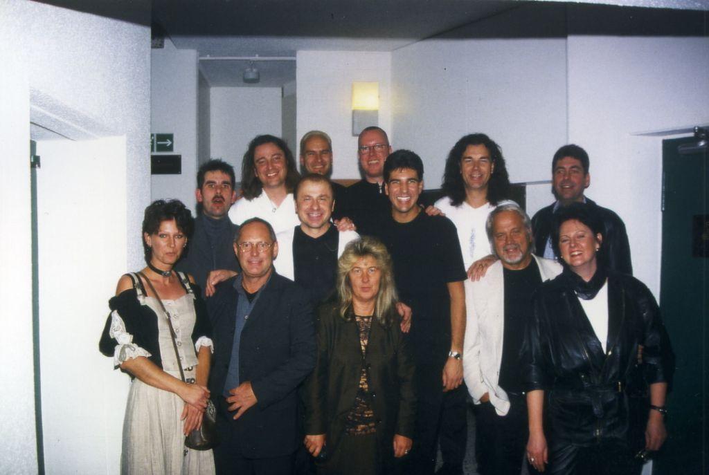 Konzertbesucher der Paldauer in Ludwigsburg