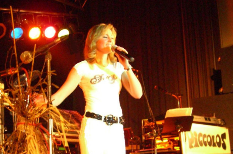 Helene Fischer - Konzert in Obersasbach, April 2007